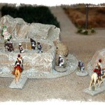 Camel Corps Scouts Are Ambushed