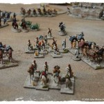 After The Charge The Egyptian Camel Corps Dismount, But Then Flee In Disorder!