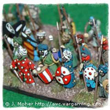Crusade era Arabs in 15mm