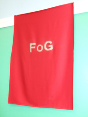 Banner for the FOG Section of the Competition