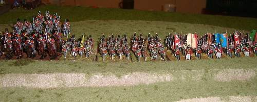 NSWC 15mm Battle Of Waterloo Refight